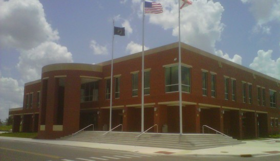 East County Courthouse - Plant City