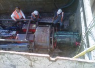Mosaic Raw Water Main